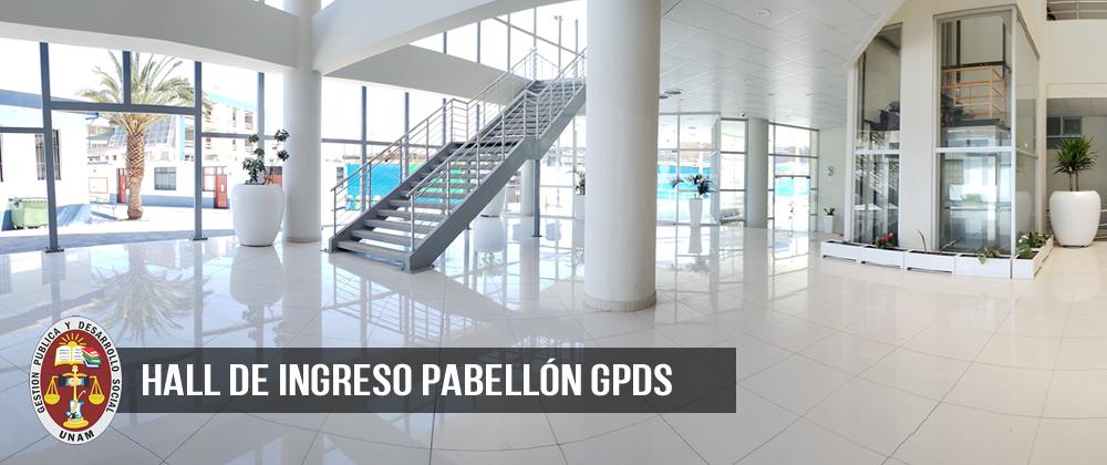 gpds IngresoPabellon